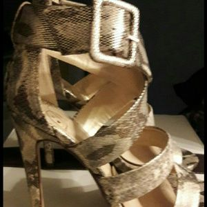 Shoes - High Heel Sandal